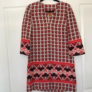 Tory Burch Silk Tunic Dress Size 4